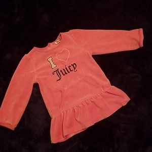 Infant girl sweater